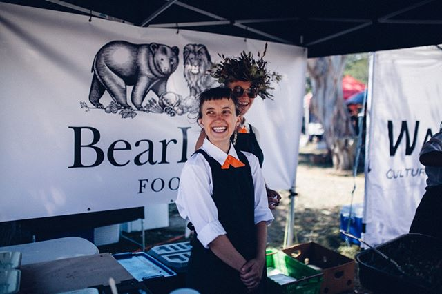 @bearlionfoods celebrates all that is local and seasonal, and we love having them at Nostalgia Festival year after year. Check out their extensive range of products at the Delicatessen or book in for their Thursday Night dinner.