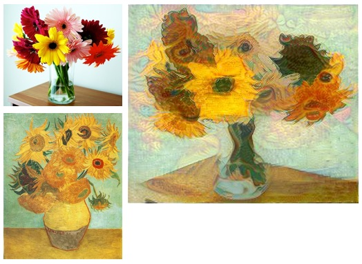 painting like van gogh with convolutional neural networks sub