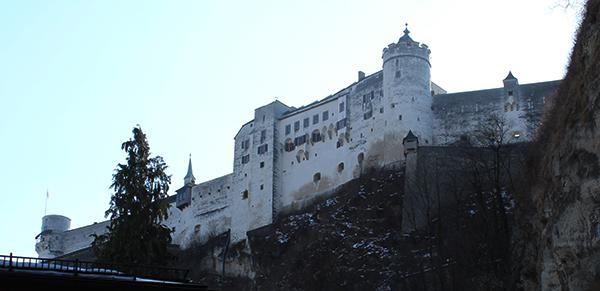 Festung HohenSalzburg Castle Salzburg