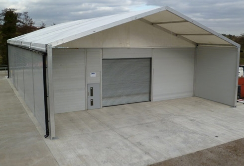 Temporary Structure With Roller Door.jpg