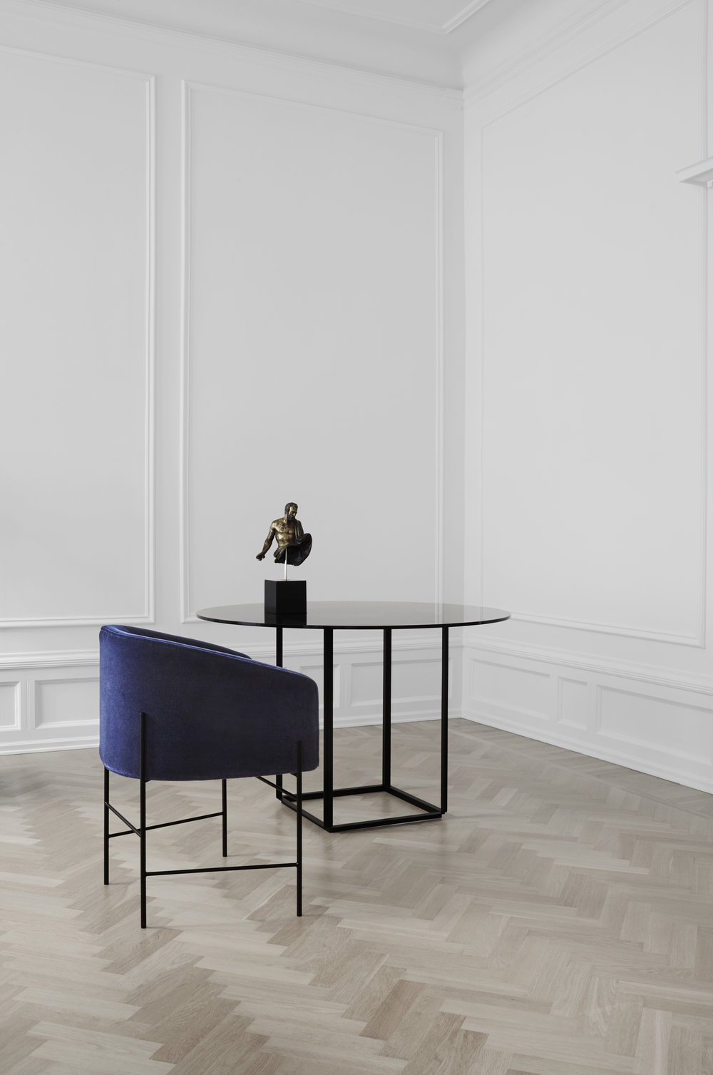 COVENT CHAIR & FLORENCE TABLE