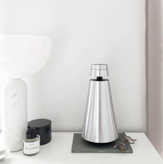 Kizu Table Lamp - Photo by September Edit