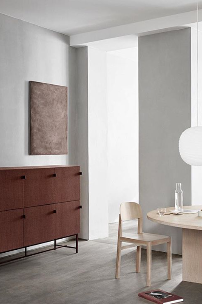 Lantern Pendant - Frosted White Opal Glass // Photo by Enok Holsegaard and Styling Sofie Brünner for Zilenzio