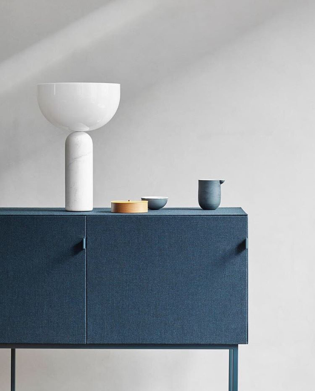 Kizu Table Lamp // Photo by Enok Holsegaard and Styling Sofie Brünner for Zilenzio