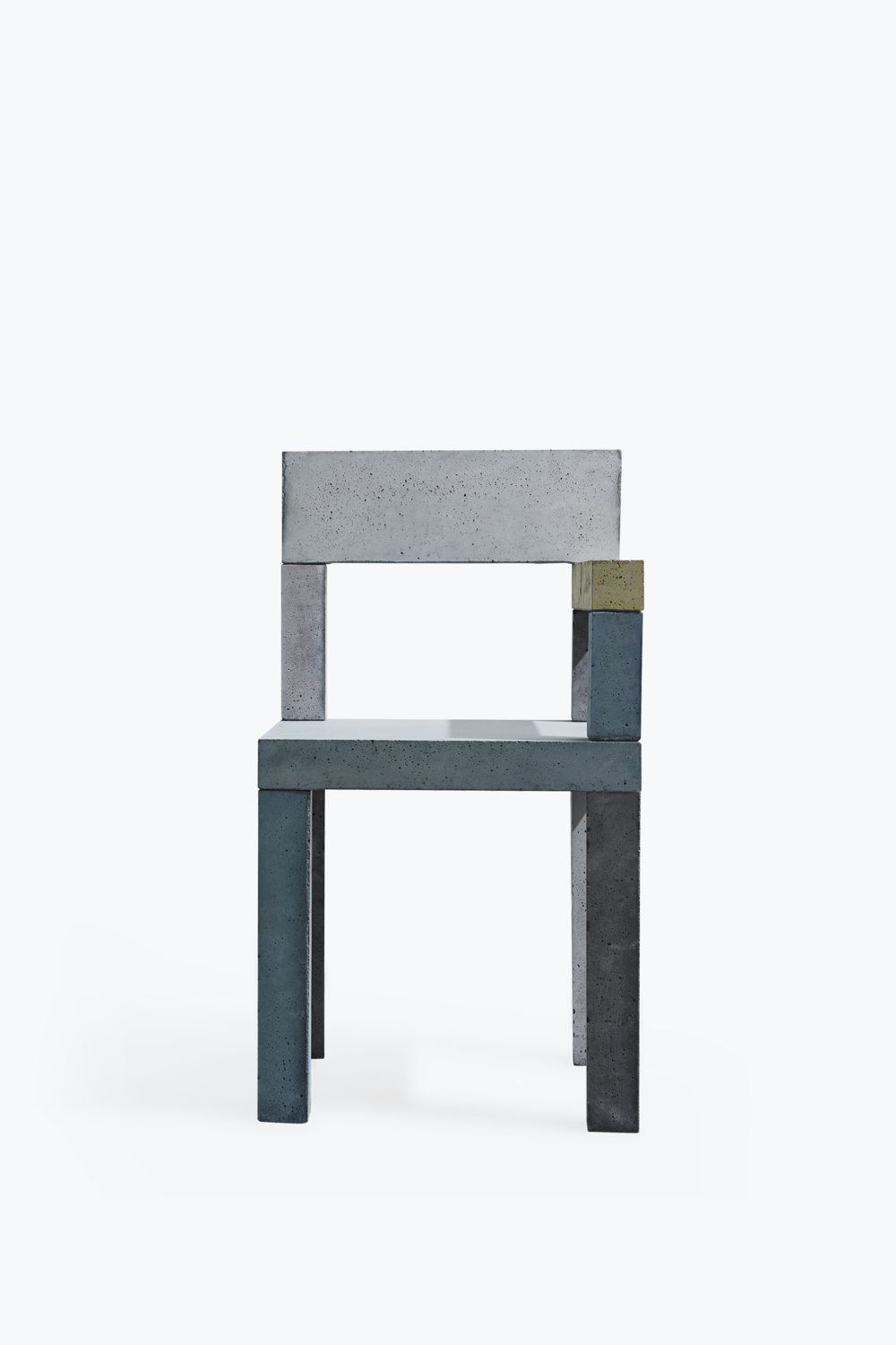 & Untitled (Concrete Chair) u2014 New Works