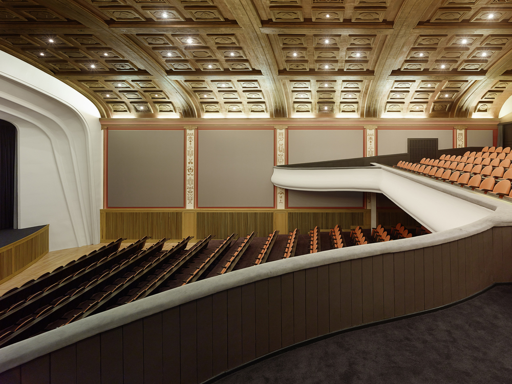 Innenarchitektur stuttgart studio alexander fehre for Ba innenarchitektur