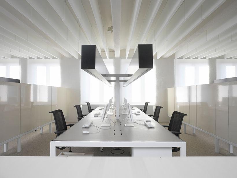 Innenarchitektur Stuttgart - Büro, Office, JoussenKarliczek, Arbeitswelt, Agentur