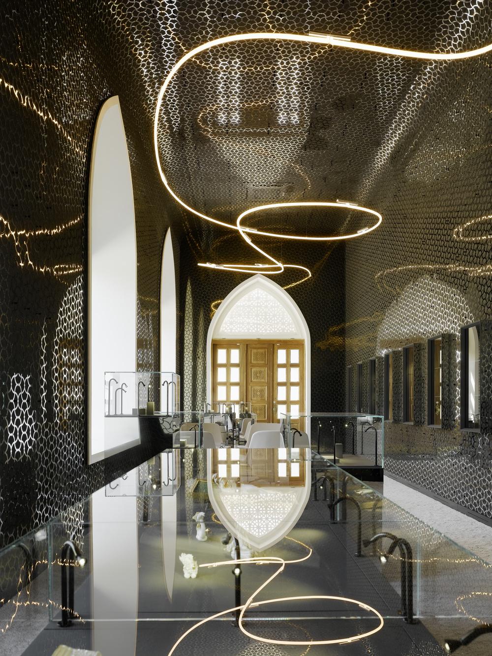 Innenarchitektur Stuttgart - Glockenturm Tashkent, Juwelier, Design