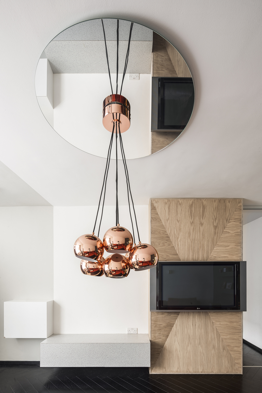 Apartment Filippo, London,small architecture,interior design, Studio Alexander Fehre