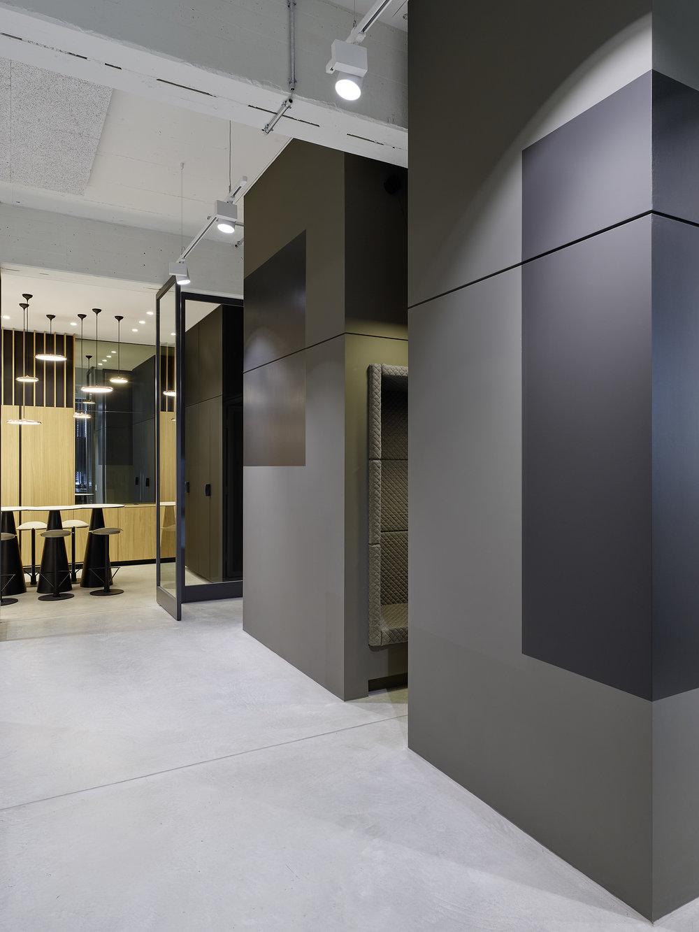 Innenarchitektur Stuttgart - Büro, Office, Movet Office Loft, Arbeitswelt, Nachhaltigkeit