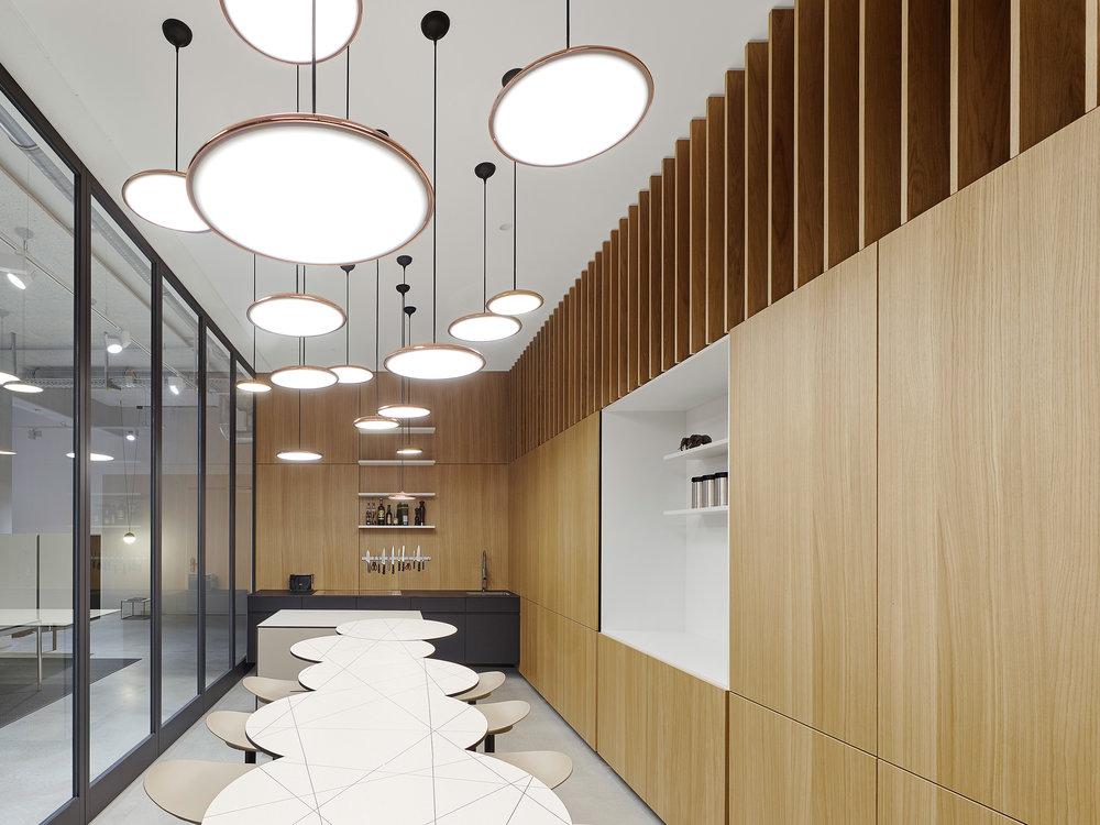 Innenarchitektur Stuttgart - Büro, Office,interior architecture, bwlive, Arbeitswelt, Küche, kitchen, Nachhaltigkeit,Studio Alexander Fehre