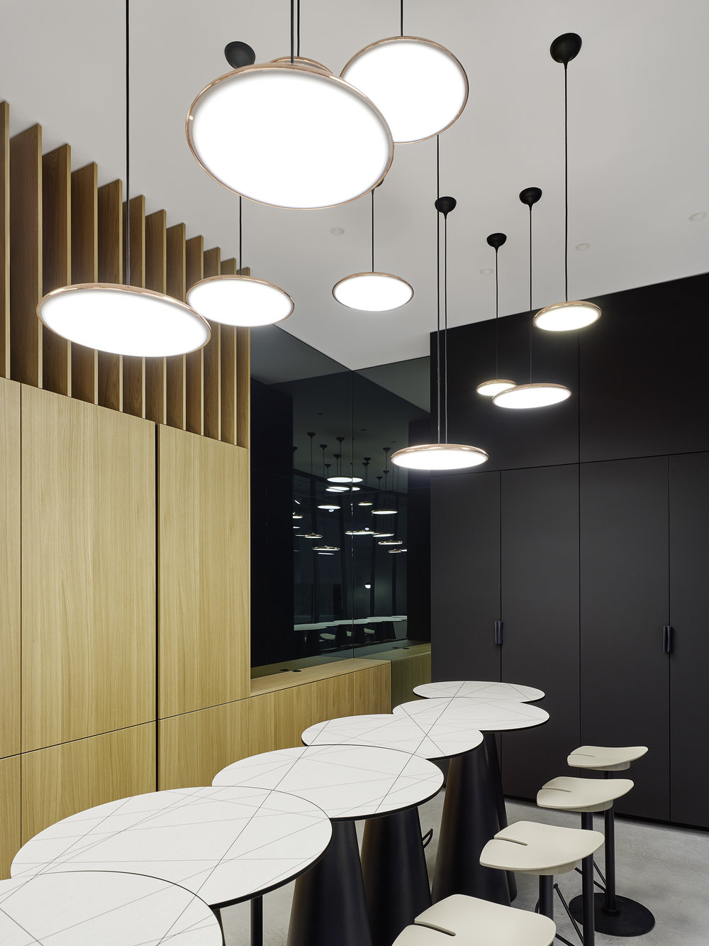 Innenarchitektur Stuttgart - Büro, Office, Küche, kitchen, interior architecture, bwlive, Arbeitswelt, Nachhaltigkeit,Studio Alexander Fehre