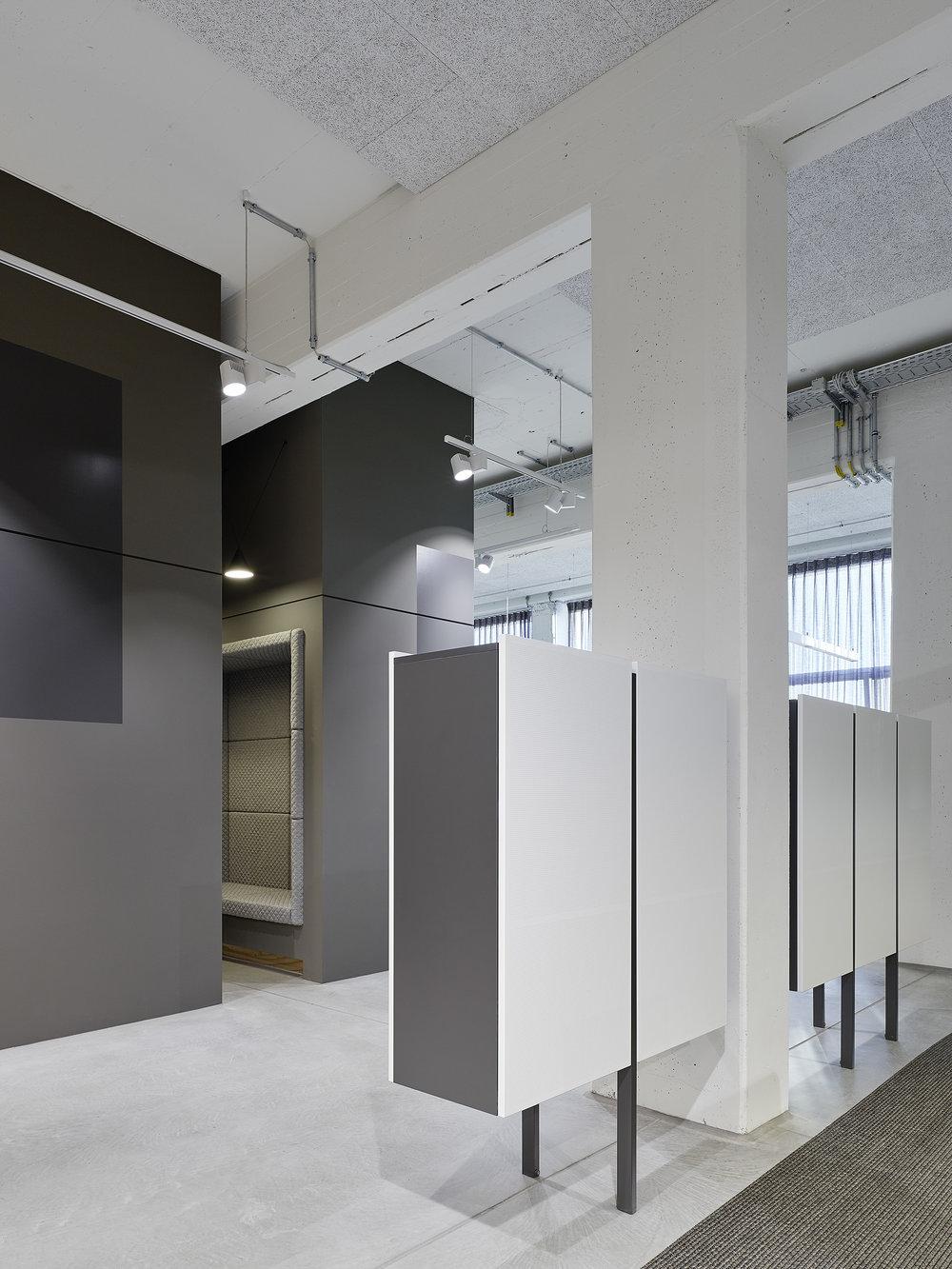 Innenarchitektur Stuttgart - Büro, Office, Alkoven, alcove,interior architecture, bwlive, Arbeitswelt, Nachhaltigkeit,Studio Alexander Fehre
