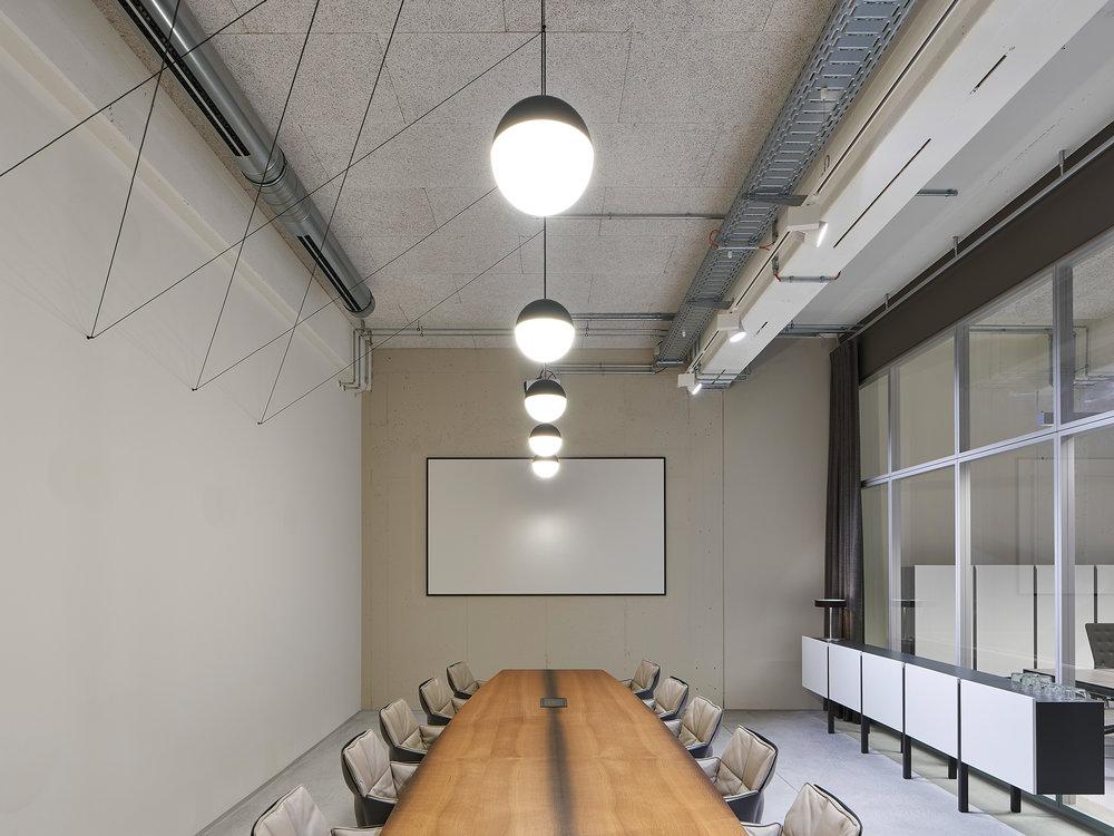 Innenarchitektur Stuttgart - Büro, Office,interior architecture, bwlive, Arbeitswelt, whiteboard, Nachhaltigkeit, Flos, Studio Alexander Fehre
