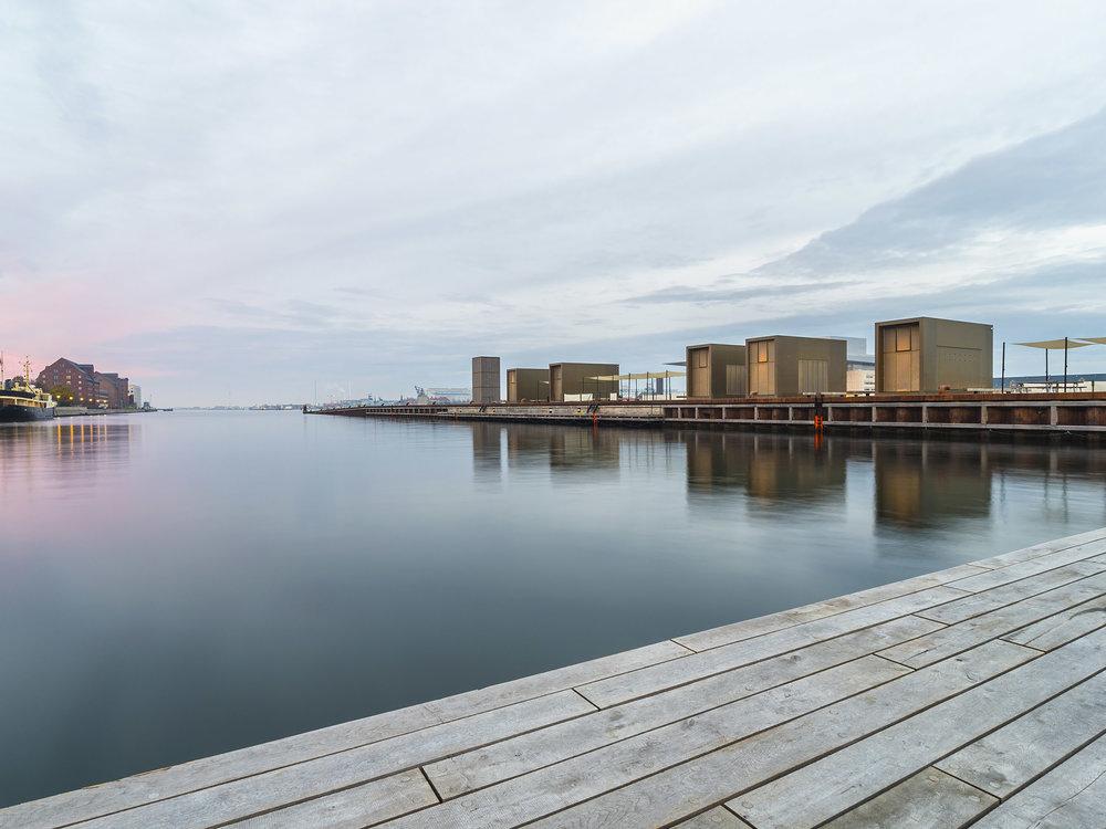 The Kvæsthus Pier - Kvæsthusmolen
