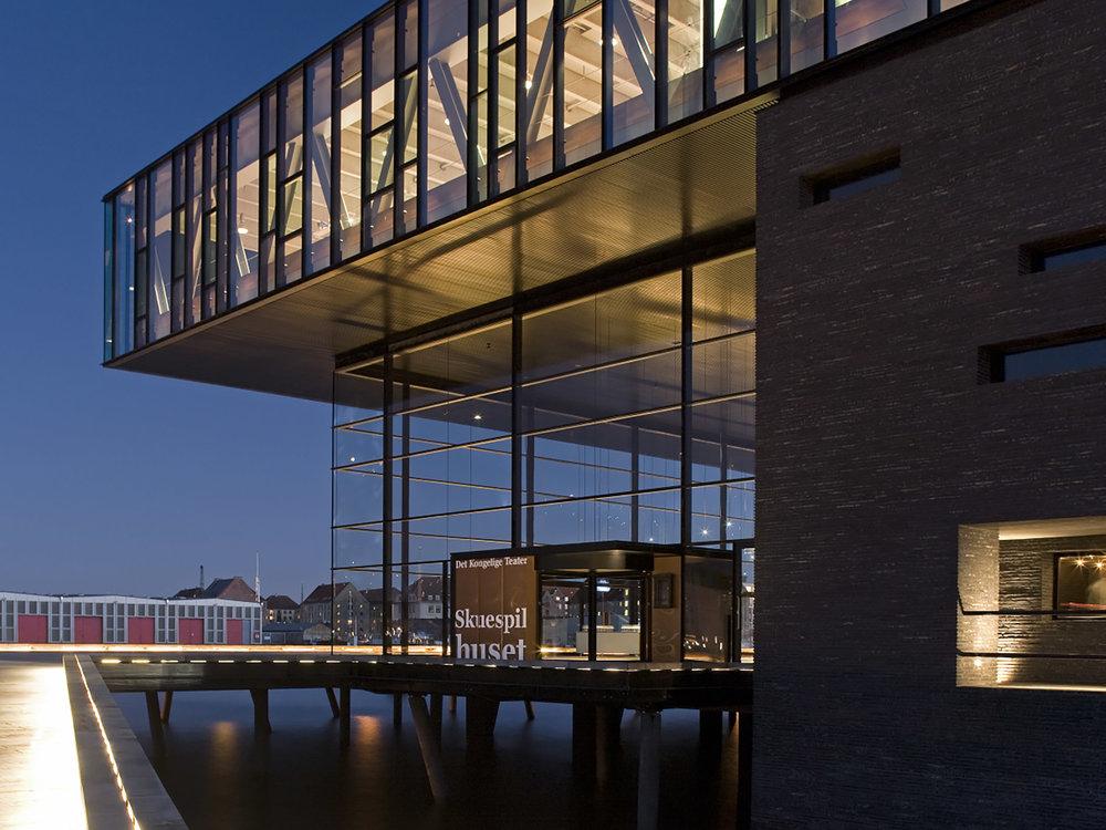 The Royal Danish Playhouse - Det Kongelige Teatres Skuespilhus