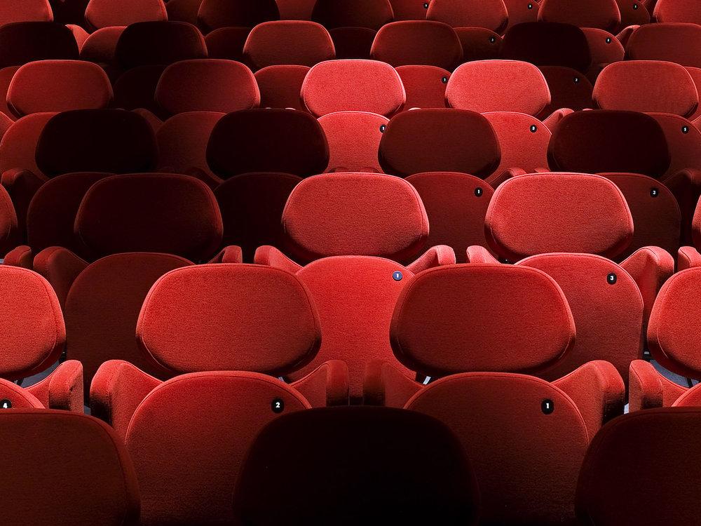The Theatre Chair - Teaterstolen