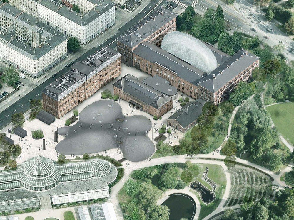The Natural History Museum of Denmark - Statens Naturhistoriske Museum