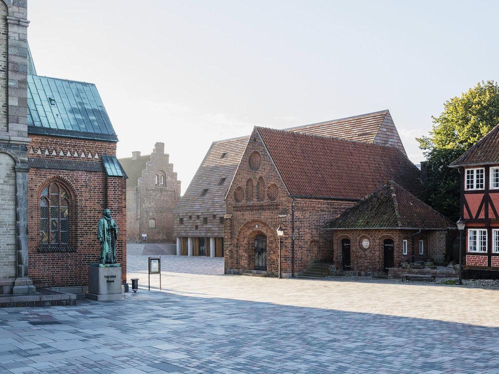 Kannikegården in Ribe - Kannikegården i Ribe