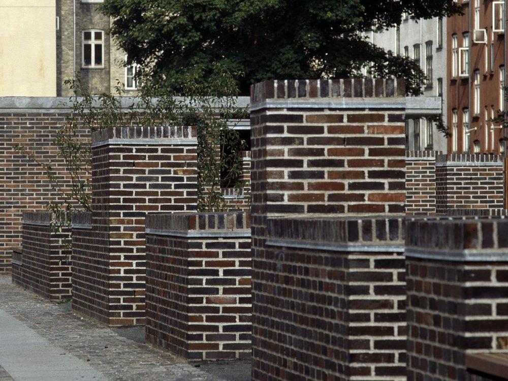 Otto Krabbes Square - Otto Krabbes Plads