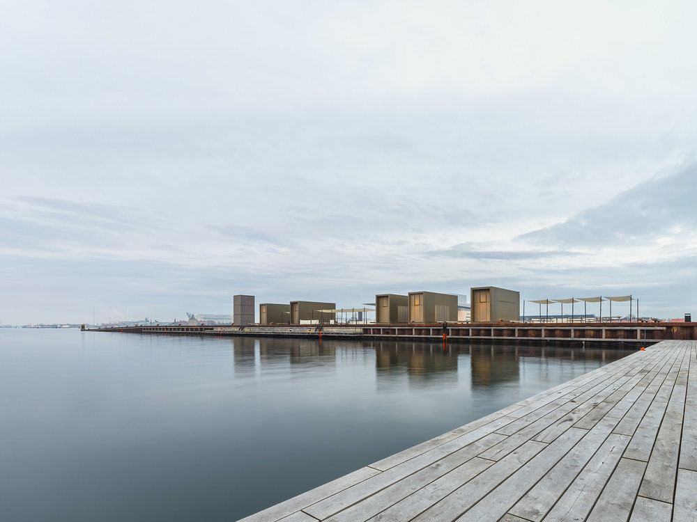 The Kvæsthus Pier -