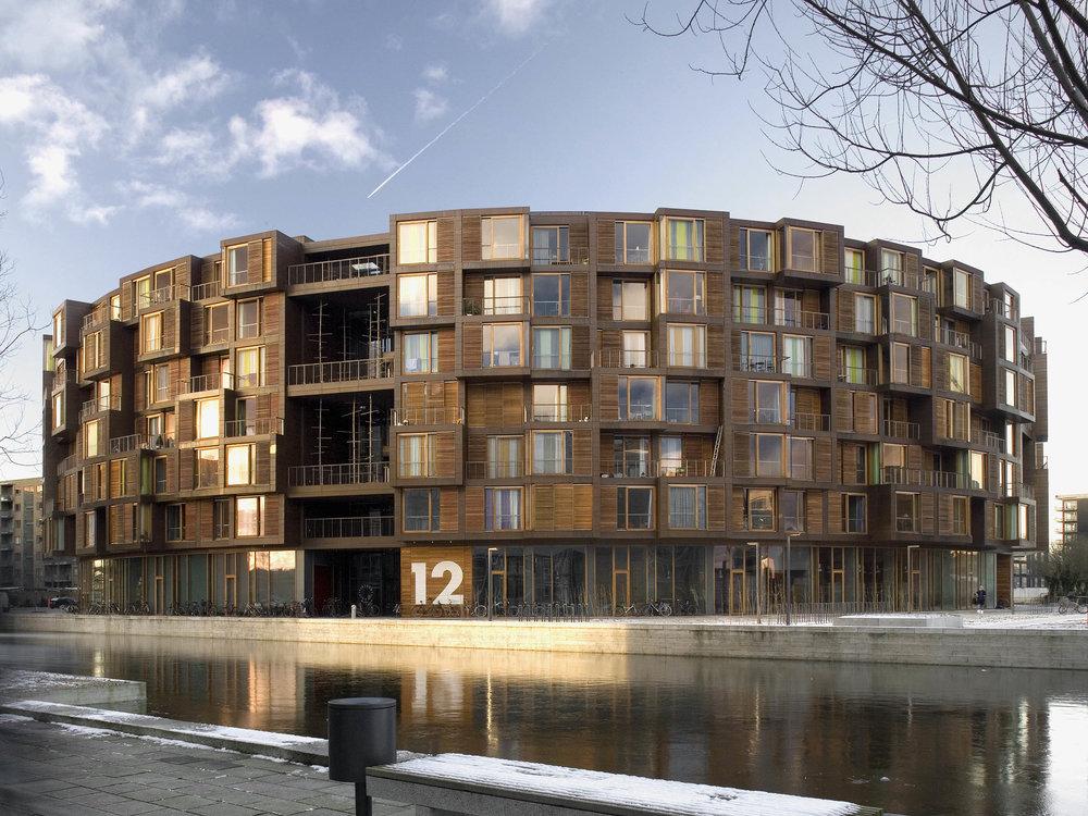 The Tietgen Dormitory -