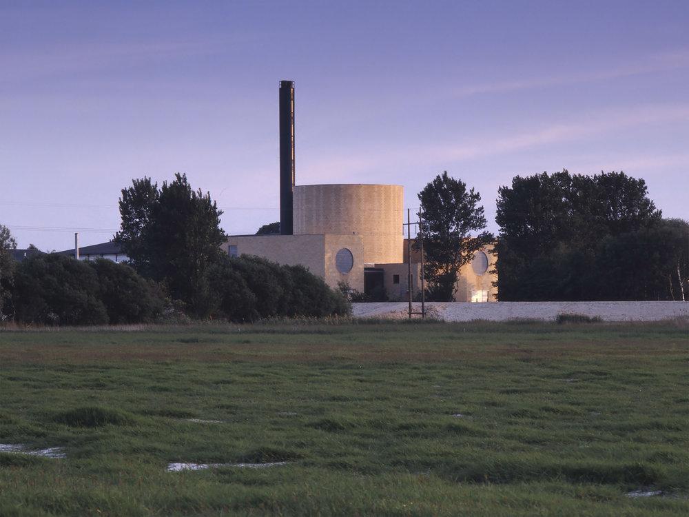 Fåborg Heat and Power Plant -