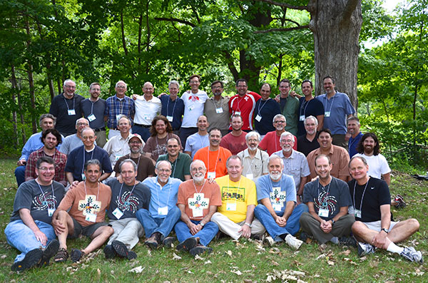 Men of Illinois Midwest Spirituality