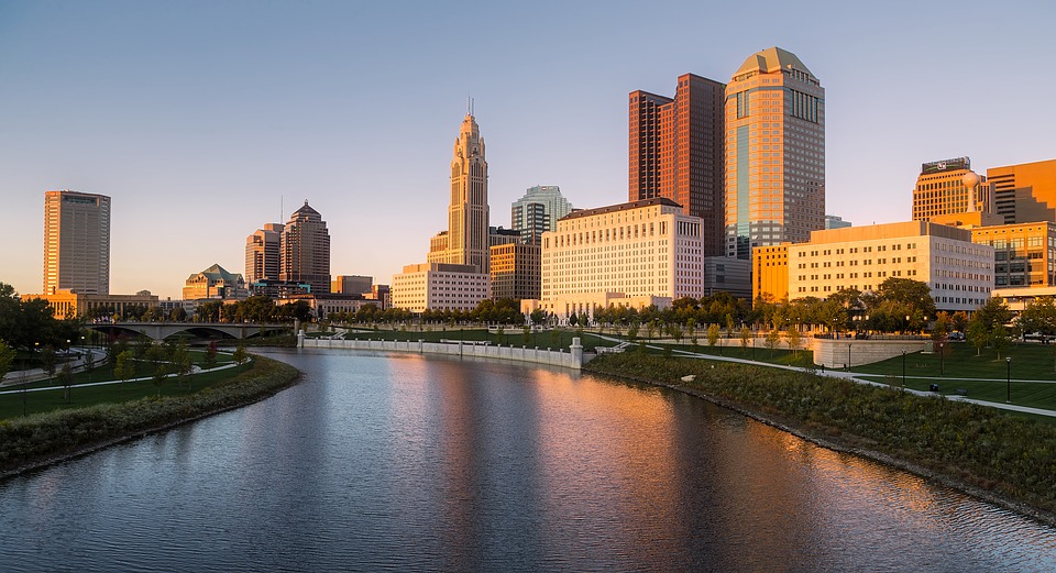 Columbus, OH Skyline