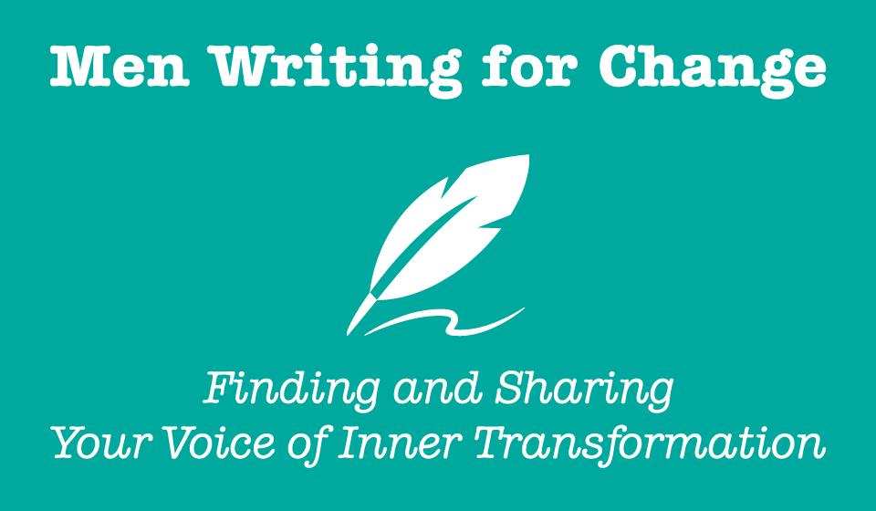 Men Writing for Change