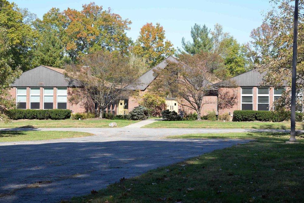 Loyola House -Jesuit Spiritual Center at Milford