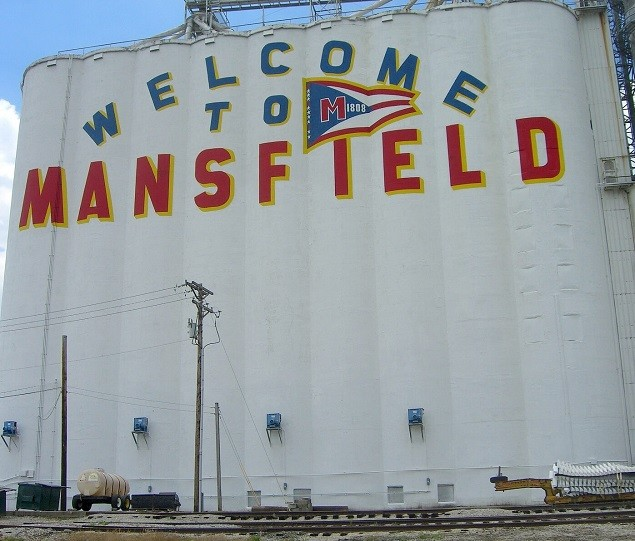 Welcome to Mansfield, OH