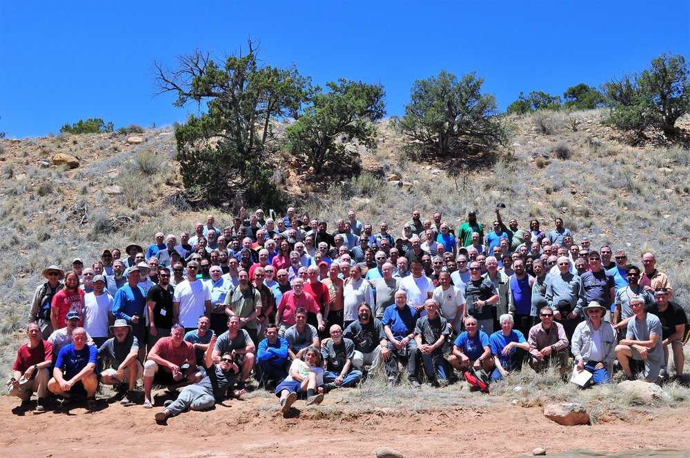 Ghost Ranch MROP Participants