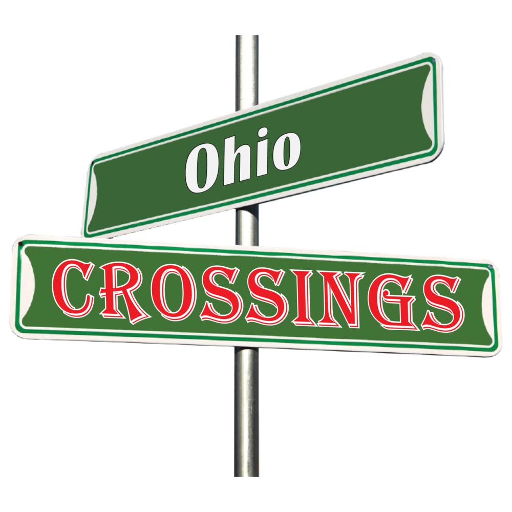 Ohio Crossings Signpost