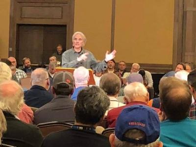 Bill Plotkin speaking at Soularize 2018