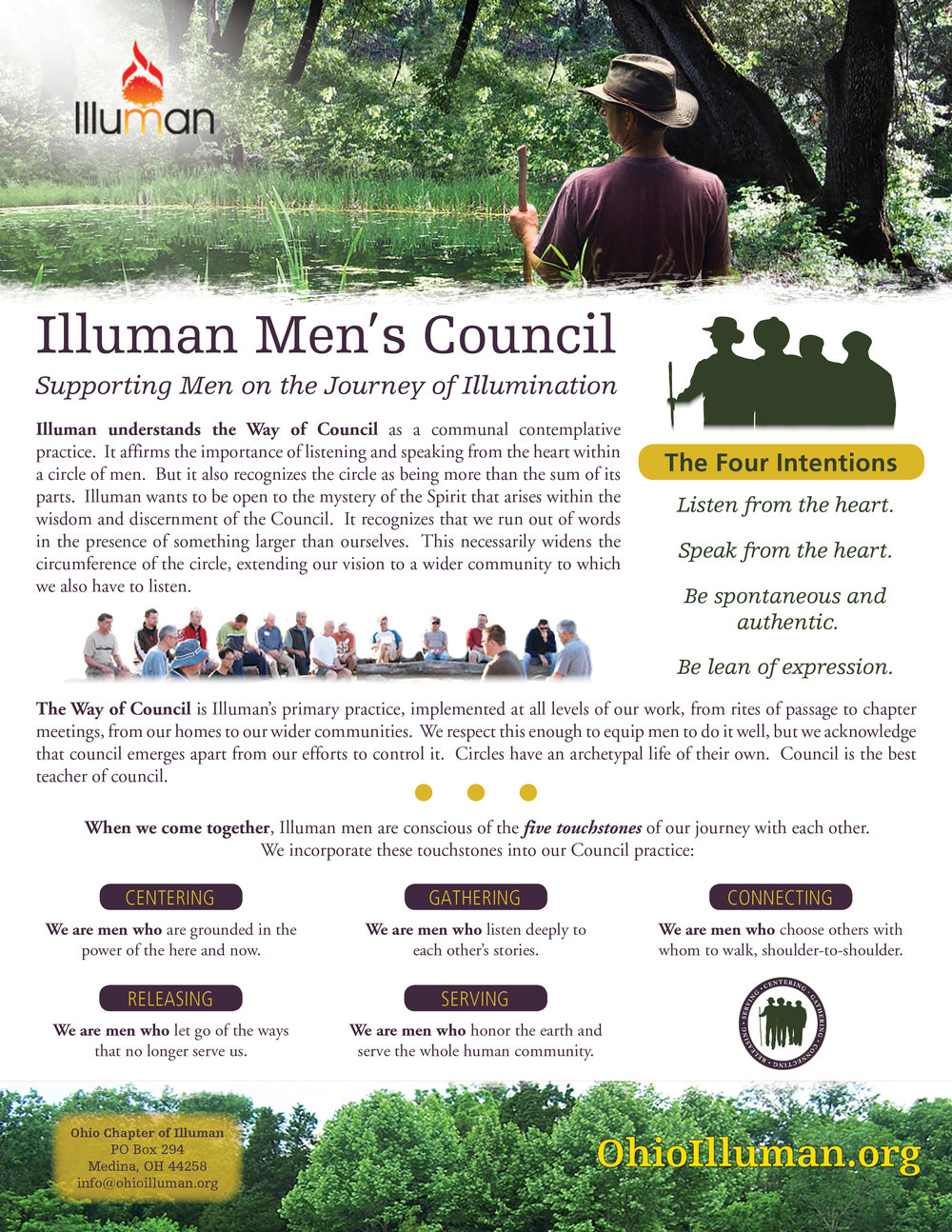 Way of Council Flier