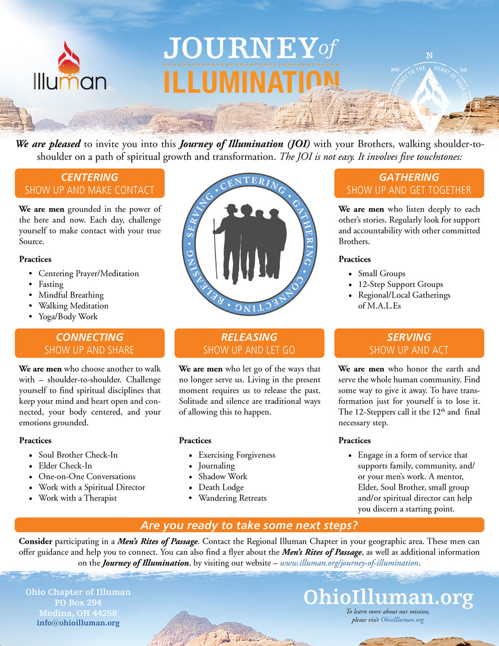 Journey of Illumination Flyer