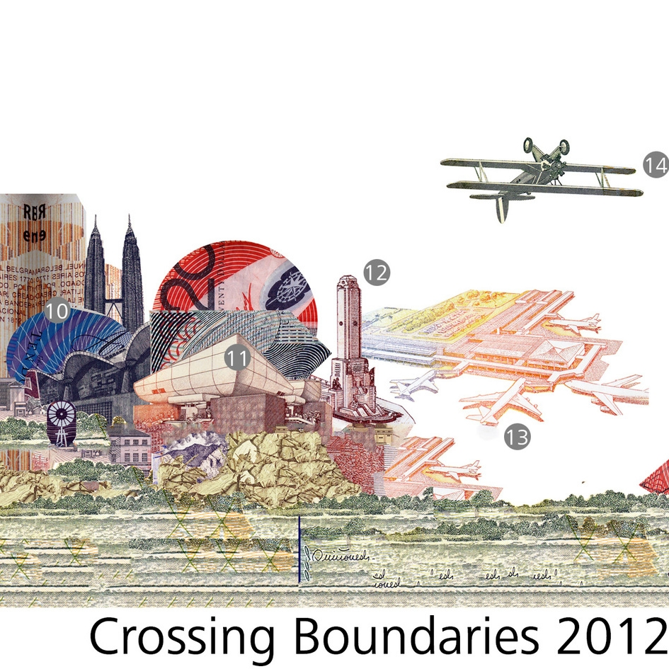 Crossing Boundaries, 2012