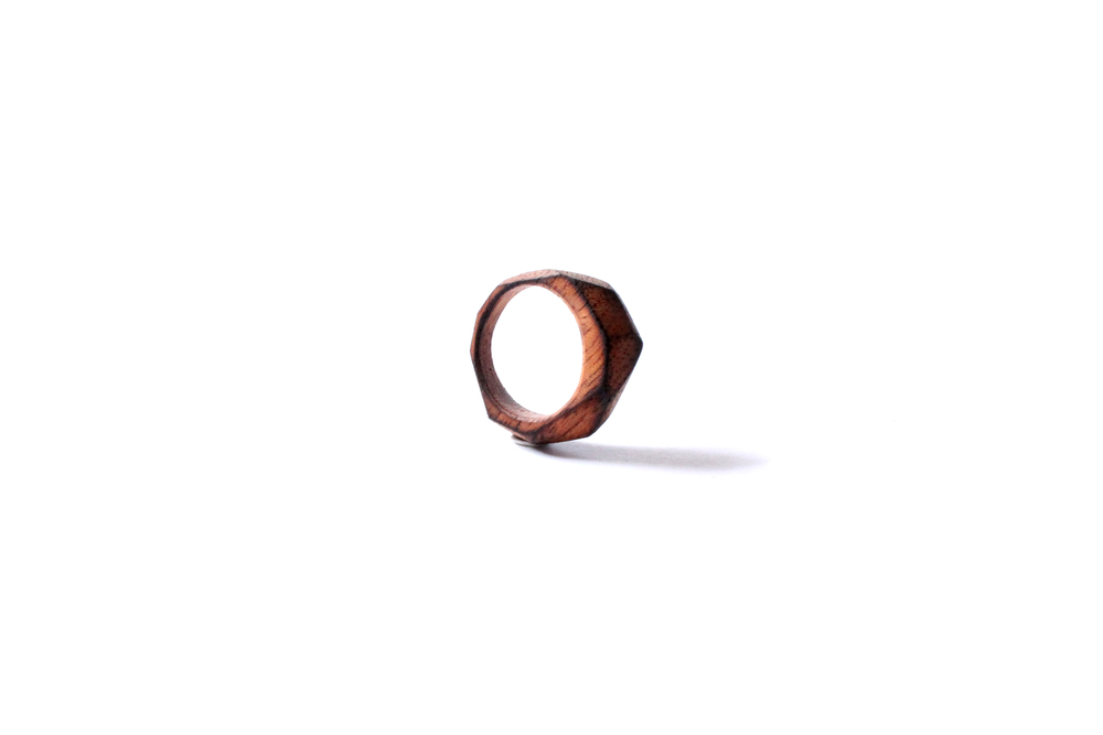 Burned Mahogany Ring