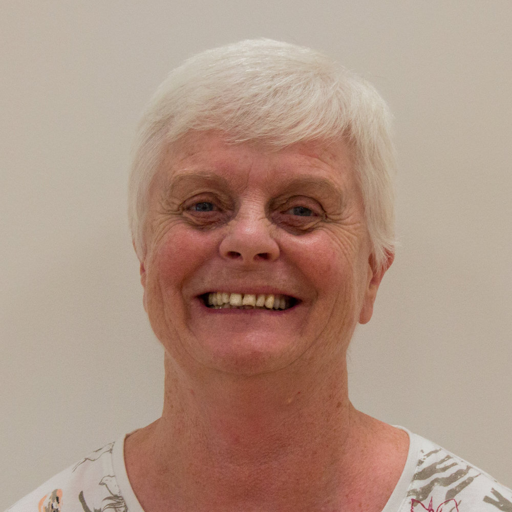 Lynne Weston  Lay Pastor