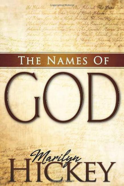"The Names of God by Marilyn Hickey   From the Author  Each of God's names reveals a wonderful aspect of His nature that can meet your deepest needs, comfort you in times of personal tragedy, and release you to new heights of praise in times of joy.  God is so vast that the heavens cannot contain Him. Likewise, His personality is so complex that one name cannot adequately describe Him. Throughout the Bible, God revealed Himself to His people through His various names.  When the Israelites were fearful, God revealed Himself as Jehovah Shalom, meaning ""the Lord my Peace."" When they were uncertain of His will, He revealed Himself as Jehovah Rohi, meaning ""the Lord my Shepherd."" He is also Jehovah Jireh, ""the Lord our Provider,"" and Jehovah Rophe, ""the Lord our Healer.""  Marilyn Hickey's practical teaching on nineteen different names of God will whet your appetite to pursue fully God's love and purpose for your life."