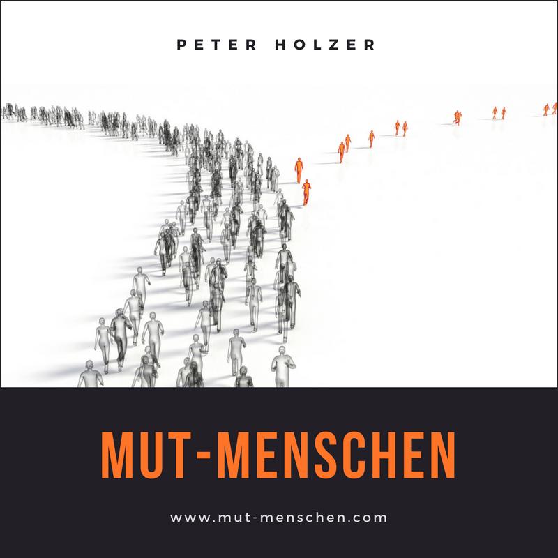 """Logo der Serie """"Mut-Menschen"""""""