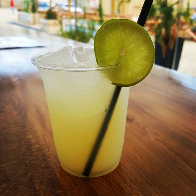 We're open!!! House made lemonade, as-is or with a selection of our spirits!