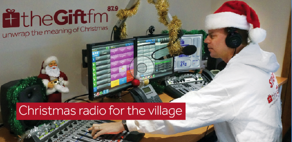 this christmas lindfield will have its very own radio station the gift fm from 6am on december 15th through to midday on christmas day the gift will - What Is The Christmas Radio Station