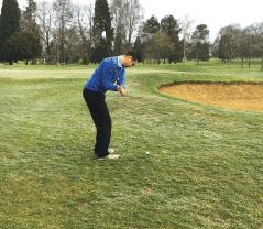 James Verrall, Golf Pro, Haywards Heath Golf Club