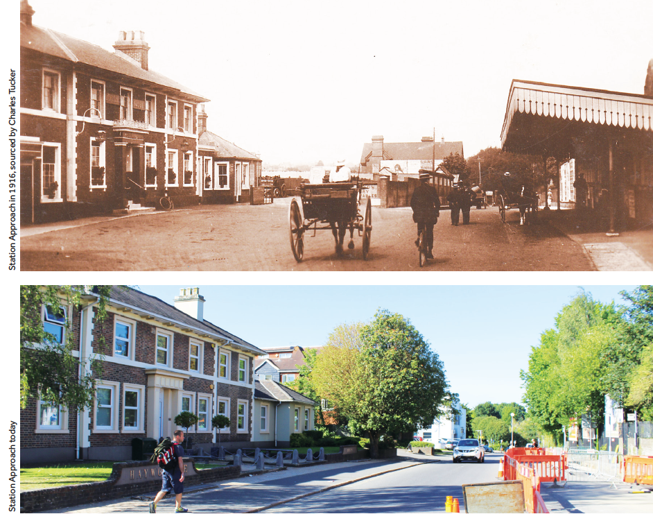 Haywards Heath Station celebrates 175 years since its opening in 1841