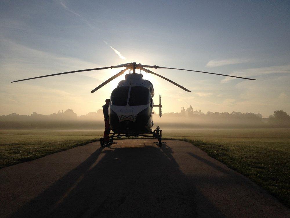 Kent, Surrey & Sussex Air Amulance Community Talks