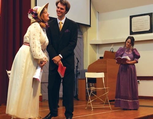 Importance of Being Earnest at King Edward Hall