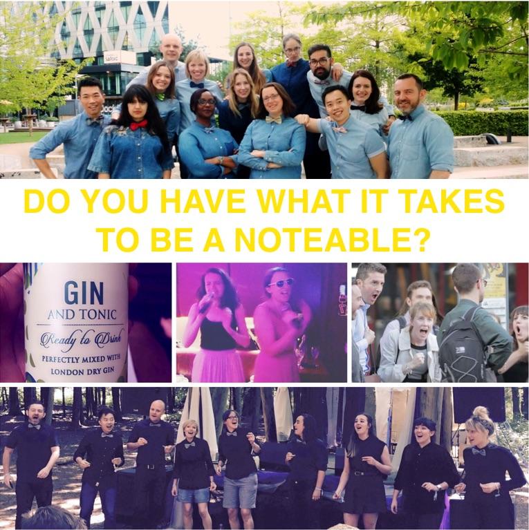 We like singing, bow ties, gin,karaoke &each other. -
