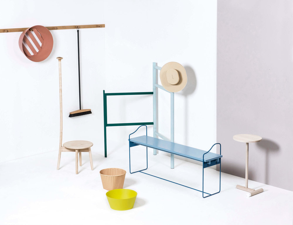 Shaker Now: Furnishing Utopia Exhibition in Stockholm Furniture Fair (February 2017)